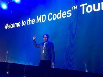 Nooit uitgeleerd: de MD Codes ™ World Tour